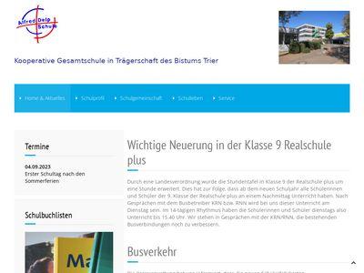 Allgemeinbildende Alfred-Delp- Schule