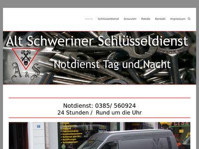 A&S Schlüsseldienst Schwerin