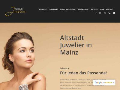 Altstadt Juwelier Mainz