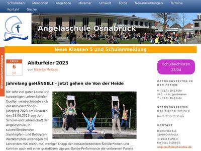 Angelaschule Osnabrück