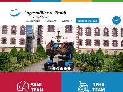 Sanitätshaus Angermüller u. Traub GmbH