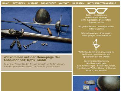 Anhäuser SKF Optik GmbH