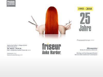 Anke Harder Friseur