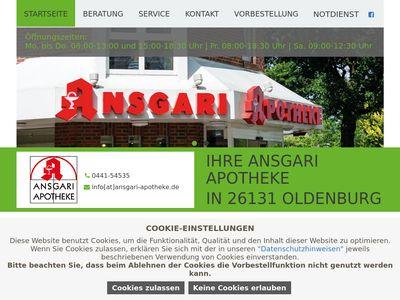 Ansgari Apotheke Oldenburg