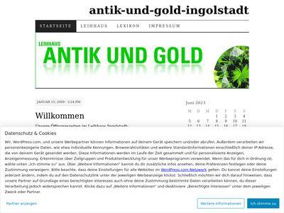 Antik und Gold An-und Verkauf SFJ GmbH