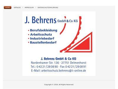 Jürgen Behrens GmbH & Co. KG