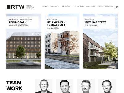 Peter Teicher Dipl.-Ing. RTW Architekten