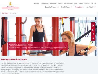 ArenaVita Premium Fitness