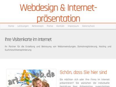 Anett Raykowski Webdesigner Chemnitz