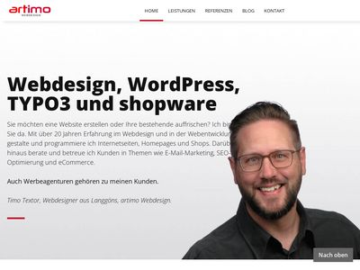 Burgzauber`s Webdesign