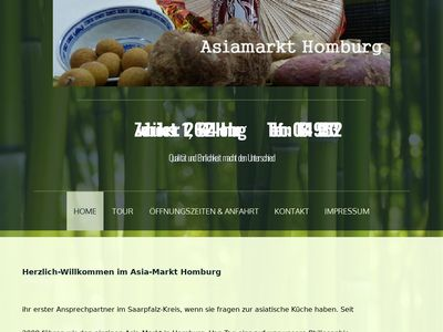 Asia-Markt Homburg