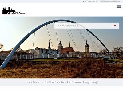 ASKANIA Baubetreuung und Immobilien GmbH