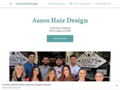 ASSOs Hair Design