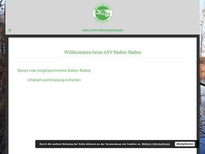 ASV Angelsportverein Baden-Baden e.V.