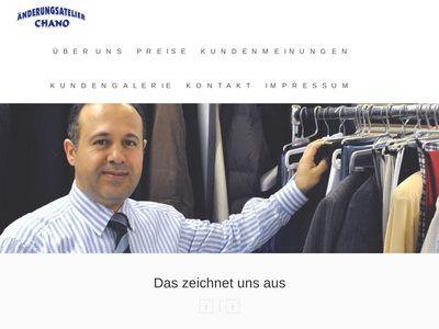 Änderungsatelier Chano Bochum