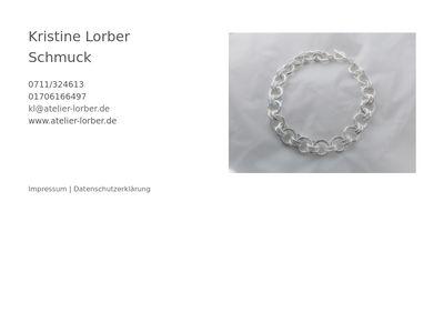 Kristine Lorber Künstlerin