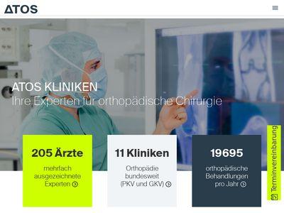 ATOS Klinik Fleetinsel Hamburg