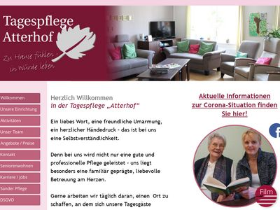 Seniorenwohnen Atterhof Sander Pflege GmbH