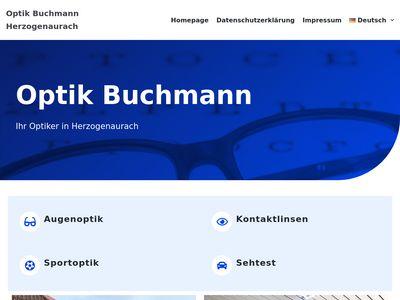 Optik Buchmann