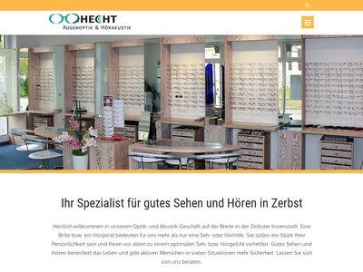 Augenoptik und Hörakustik Hecht