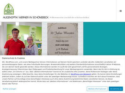Augenoptik Werner Schönebeck