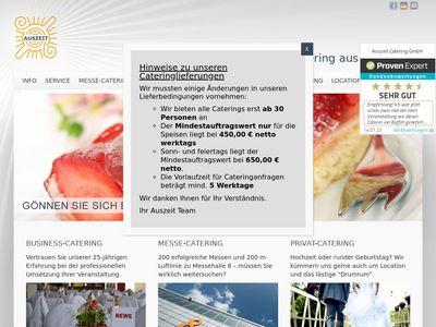 Auszeit Catering GmbH