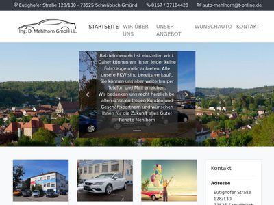 Ing. D. Mehlhorn GmbH