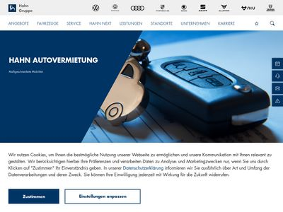 Hahn Automobile Esslingen Audi
