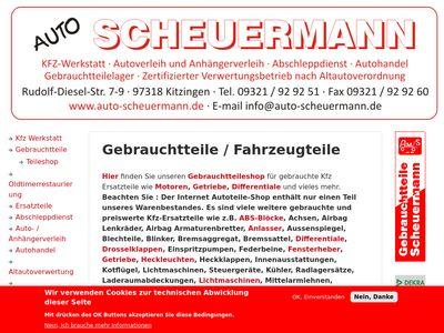 Auto Scheuermann e. K.