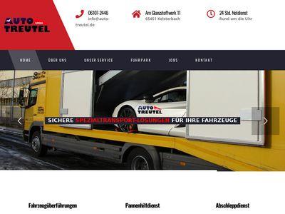 Wohnwagen Treutel GmbH & Co
