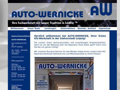 Auto-Wernicke