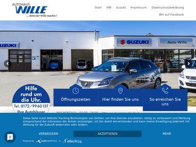 Auto-Wille Wernigerode GmbH