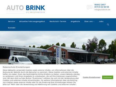Brink Heinz-Bernhard Autohaus