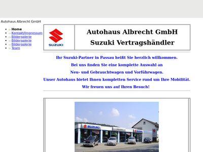 Autohaus Albrecht GmbH