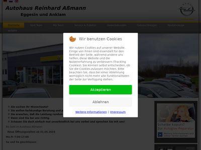 Autohaus Reinhard Assmann GmbH