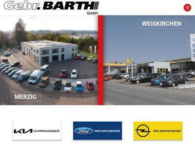 Autohaus Gebr. Barth, GmbH