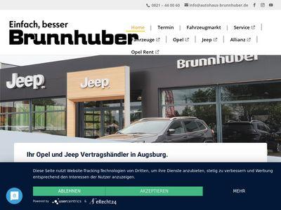 Autohaus Brunnhuber Augsburg