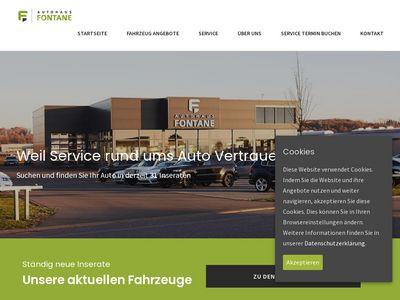 Autohaus Fontane e.K.