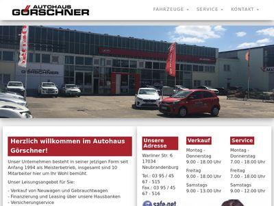 Autohaus Görschner GmbH Autohaus