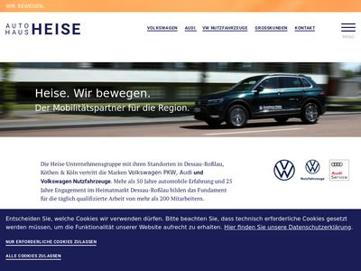 Autohaus Heise Volkswagen