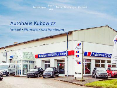 Autohaus Kubowicz GmbH