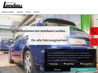 Autohaus Heinrich Landau