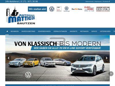 Autohaus Matticzk Bautzen