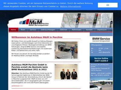 Autohaus M & M Parchim GmbH