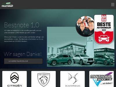 Multhaup Autohaus GmbH & Co. KG