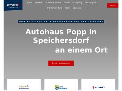 Autohaus Hans Popp e.K.