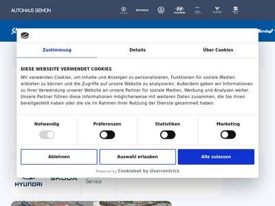 Autohaus H. Siemon GmbH Münster