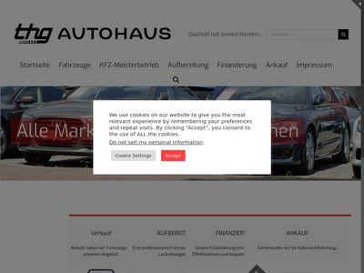 Autohaus THG Ludwigshafen