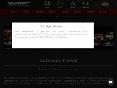 Autohaus Triebel Autohaus