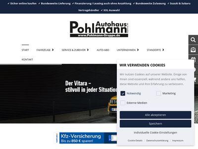 Autohaus Pohlmann KG